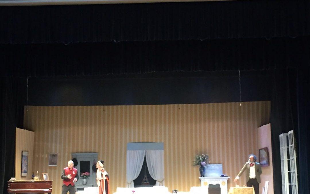 Teatro Solidario 2015
