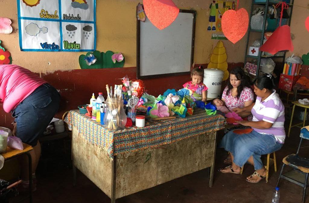 Misión cumplida en Guatelinda